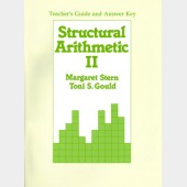 Structural Arithmetic II: Teacher's Guide