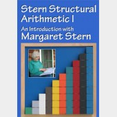 Stern Structural Arithmetic I: An Introduction with Margaret Stern DVD