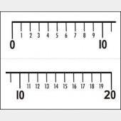 Paper Number Lines